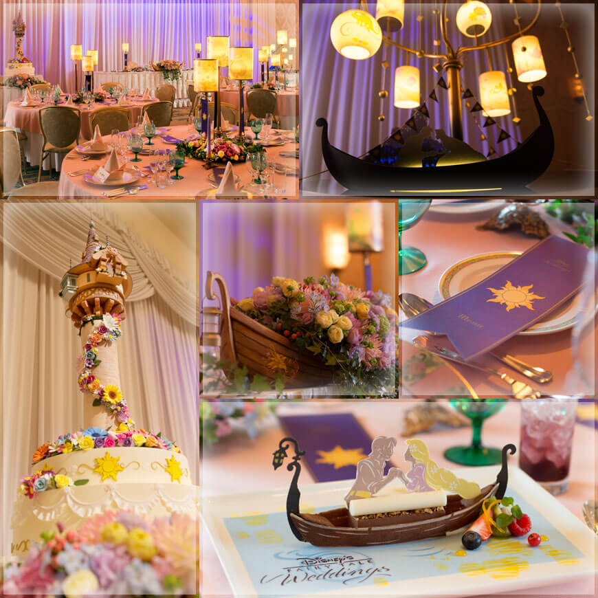 Tokyo Disney Resort To Launch Frozen And Tangled Themed Weddings
