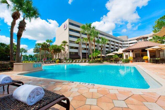 DoubleTree Suites by Hilton – Orlando Lake Buena Vista