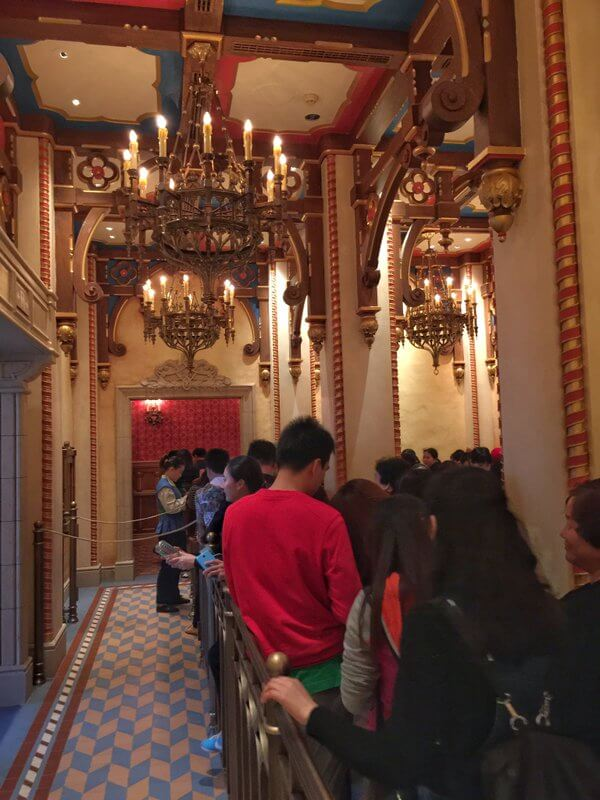 PHOTOS Step inside the wondrous Enchanted Storybook Castle at Shanghai Disneyland  Inside the