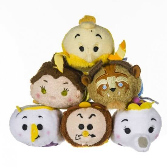 disney-tsum-tsum-beauty-and-the-beast