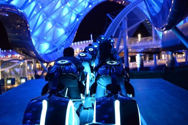 Shanghai Disneyland Tomorrowland