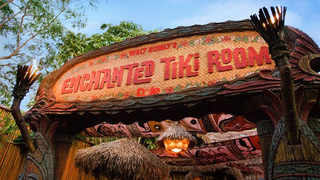 EXCLUSIVE Enchanted Tiki Room comic book announced by Imagineers and Marvels Disney Kingdoms