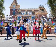 Disneyland Walt Disney Birthday