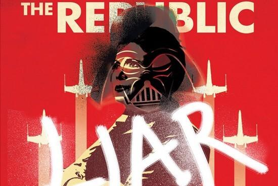 Image Copyright Del Rey Publishing / Lucasfilm