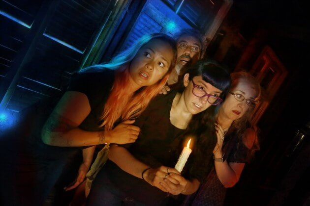 Winchester Mystery House Halloween Candlelight Tour 2