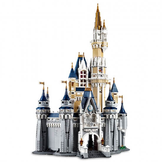 Disney Castle Playset by LEGO is now available online