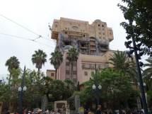 Twilight Zone Tower of Terror Disney California Adventure
