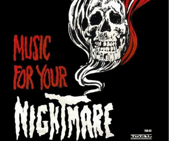 Music for your Nightmare
