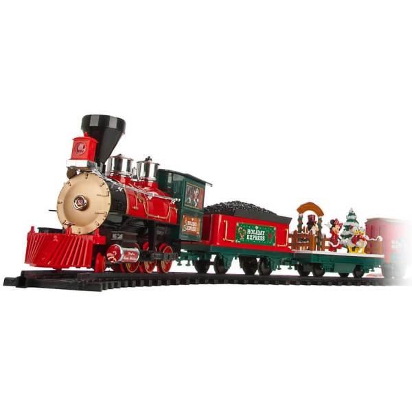 Disney Parks Christmas Train Set Store Magic
