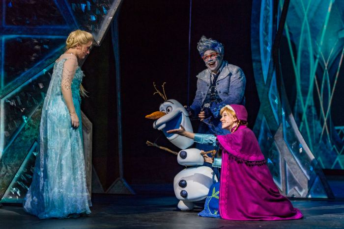 """Frozen, A Musical Spectacular"""