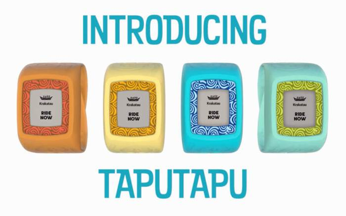 tapu tapu wearables