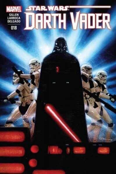Vader comicbook