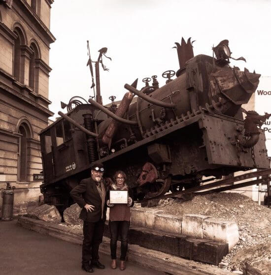 Steam-Powered Fun, Part Two: From Steampunk Attractions To