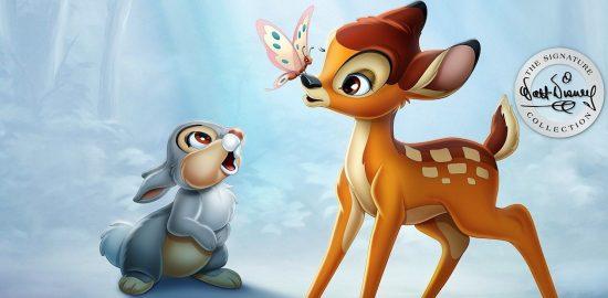 REVIEW Bambi 75th Anniversary Bluray brings home Walt