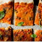 Anchovy Pizza with Capers (Pizza Napoli) - Inside The ...