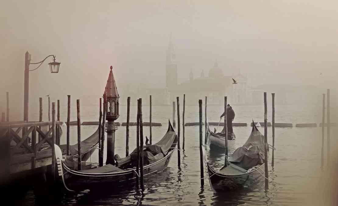 Mist in Venice