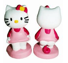 hello kitty caganer catalunya christmas tradition