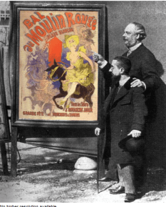 Toulouse lautrec and the moulin rouge, success, absinthe and following your dreams