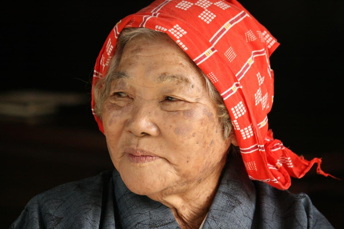 Ryukyu Woman, Japan