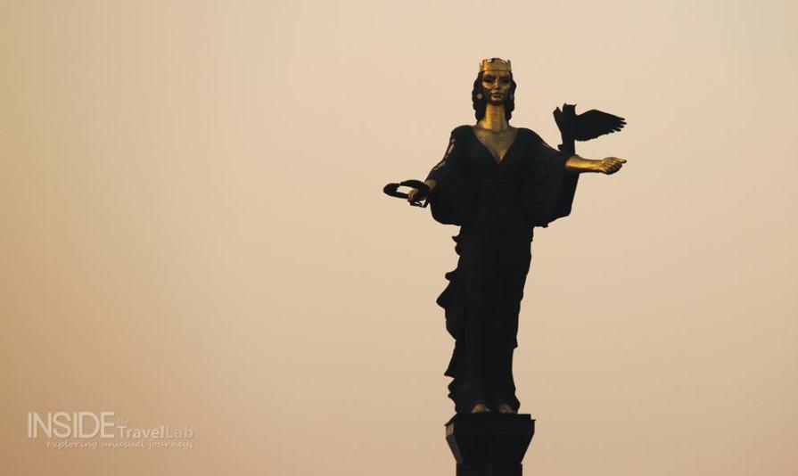 PHotos of sofia - statue