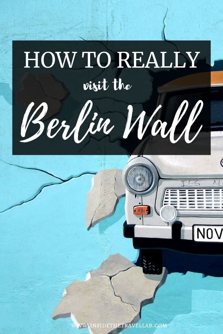 Berlin Wall Quotes and Art: plus a guide to visiting and really understanding life on either side of the Berlin Wall. How to find the right Berlin Wall tours so that you can appreciate this side of travel in Germany. One of the best things I've ever done. #Travel #Germany #history #Berlinwall