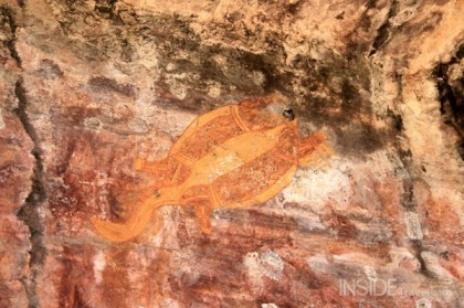 Kakadu Park Rock Art