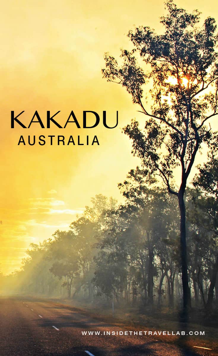 Kakadu National Park offers an incredible taste of the Australian Outback. Travel from Darwin in Australia's Northern Territory to see amazing landscapes, wildlife and art from Australia's aboriginal people. You can take a road trip or join a group but do make time to stay overnight in this highlight of Australia. #Australia #wildlife #Kakadu