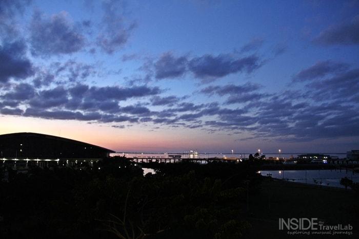 Sunrise in Darwin