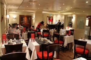 London Bridge Hotel Dining