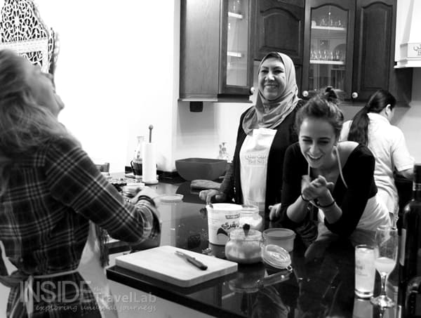 Beit Sitti - Cooking lessons in Jordan inside someone's home