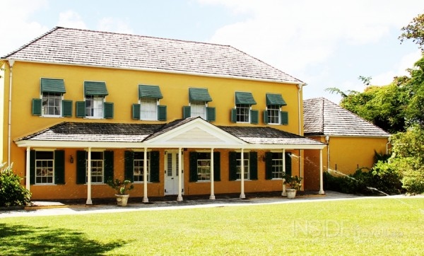 George Washington's House in Barbados