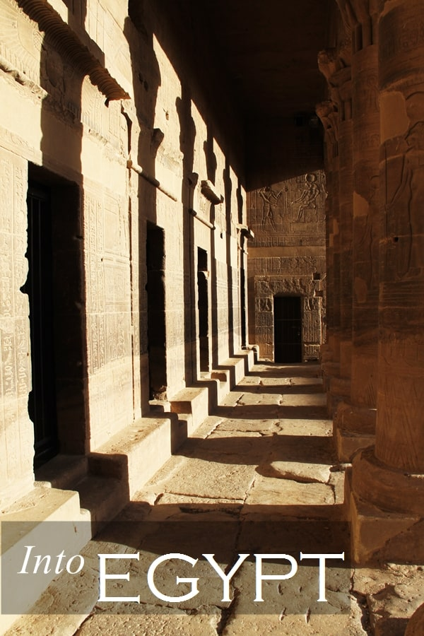 Doorways into Egypt