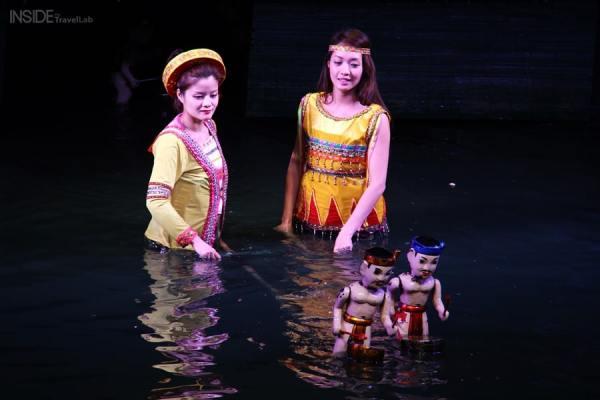 Water Puppets Hanoi007