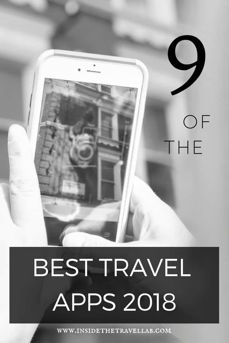 The Best Travel Apps 2018 - Useful for all travellers, including those who travel for business, with families or on their own. Travel better with these handy tools.