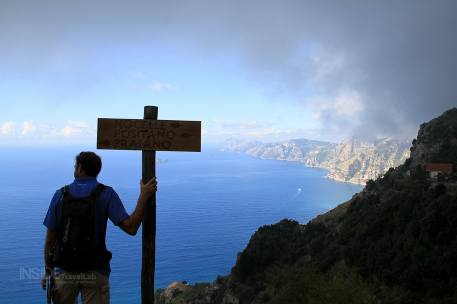 Path of the Gods Italy Walking