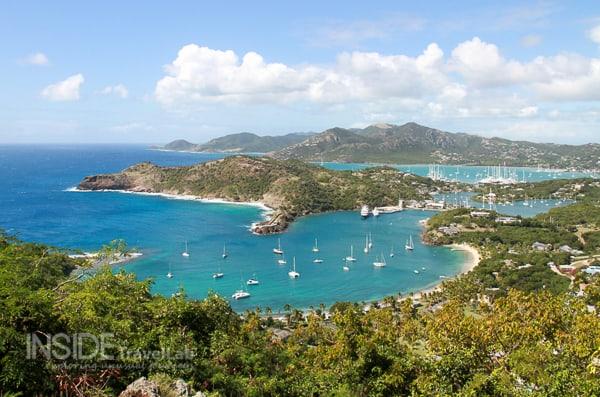 Antigua Landscape View