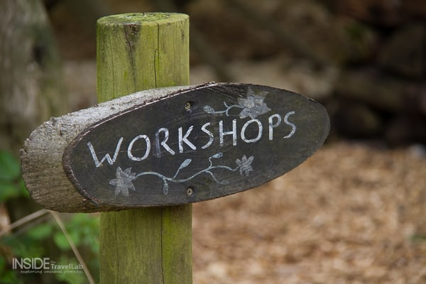 Crafty Camping Workshops