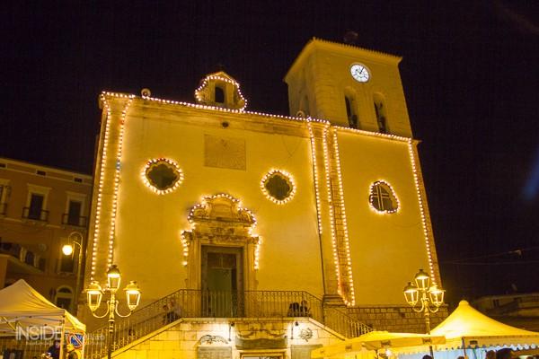 Carpino Folk Festival Church