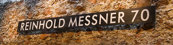 Messner museum sign