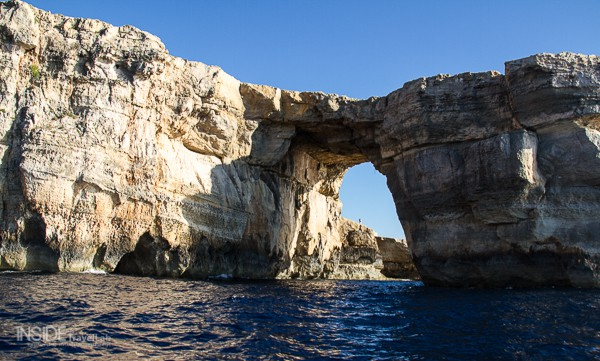 The Azure window from another angle