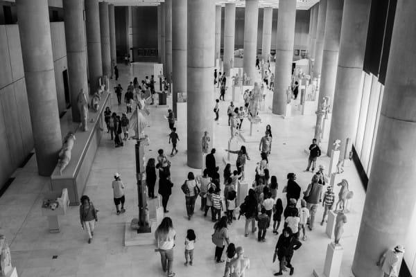 Acropolis Museum Athens via @insidetravellab