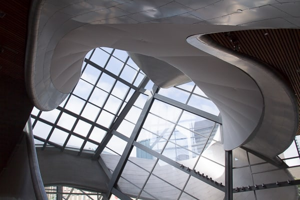 Alberta Art Gallery in Edmonton