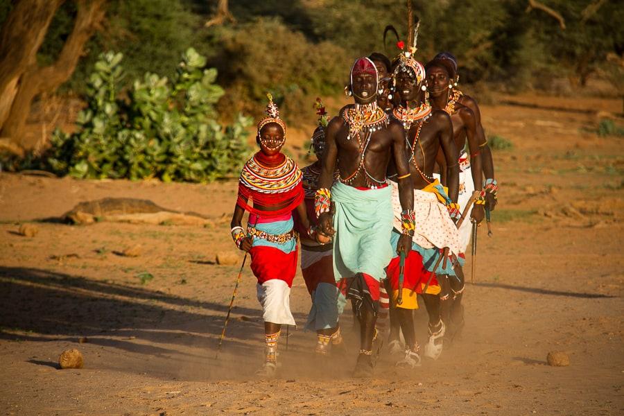 Samburu Tribe in Kenya