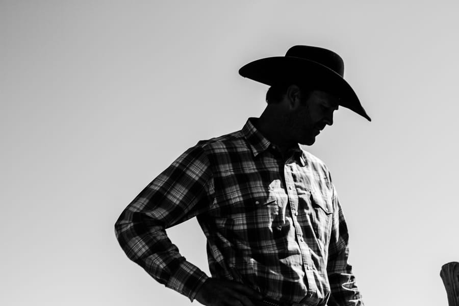 Ranch manager Clay via @insidetravellab