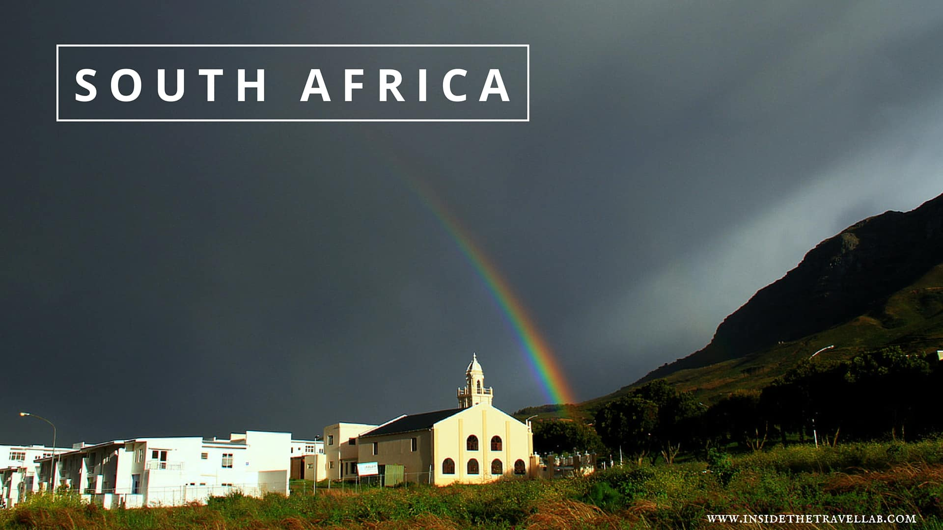 The best places to visit in South Africa via @insidetravellab