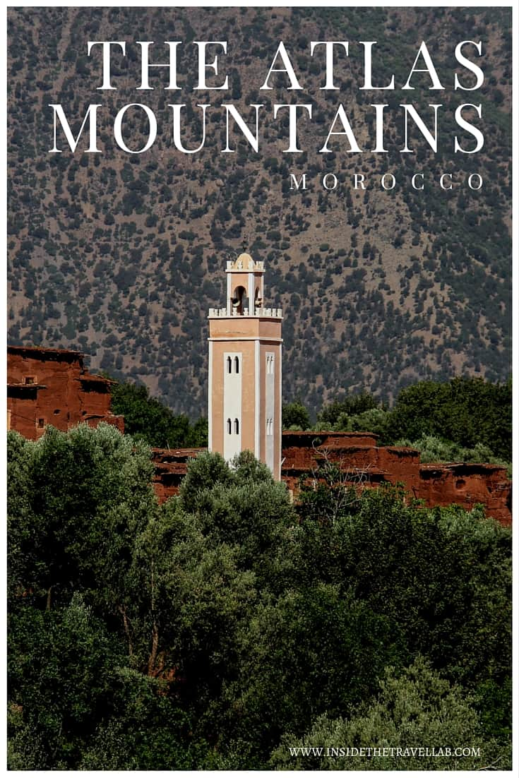 Driving in the Atlas Mountains Morocco via @insidetravellab