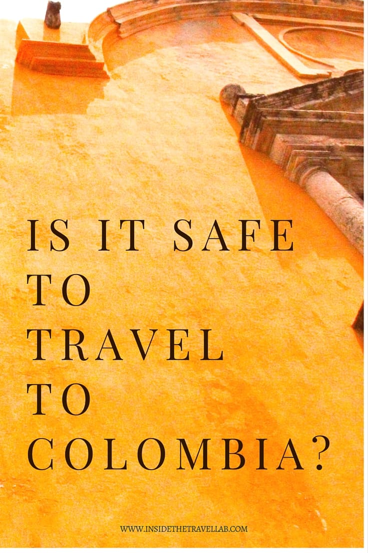 Is it safe to travel to Colombia? A look at this beautiful South American country