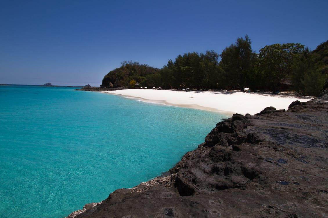 Madagascar Beach at Tsarabanjina