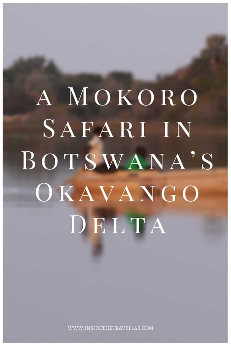 The Okavango Delta in Botswana (the largest delta in the world) is home to elephants, impala, giraffe, hippos and warthogs aplenty. - via @insidetravellab