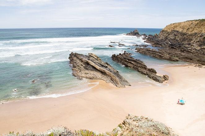 Alentejo Coast Portugal via @insidetravellab